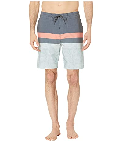Rip Curl Rapture Layday Swim Shorts (Charcoal) Men