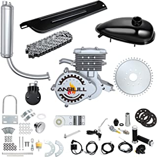 "Anbull 80CC 26"" 28"" Bicycle Engine Kit, Bike Bicycle Motorized 2 Stroke Petrol.."