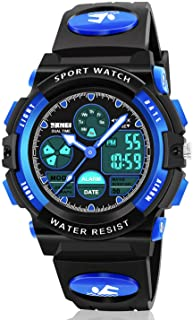 ATIMO Kids Digital Watches, Multi Function Waterproof Sports Digital Wrist Watch with Alarm Stopwatch-Prefect Gift for Kid...