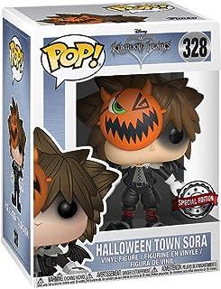 Funko Pop Halloween Town Sora 328 Kingdom Hearts III 3 Figura 9 cm Disney #1