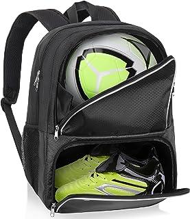 Youth Soccer Bag - Soccer Backpack & Bags for Basketball,...