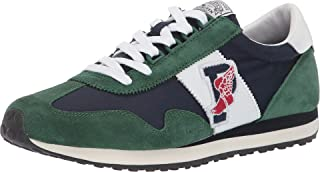 miscuglio commettere In giro  Amazon.com: Men's Fashion Sneakers - Polo Ralph Lauren / Green / Fashion  Sneakers / Shoes: Clothing, Shoes & Jewelry