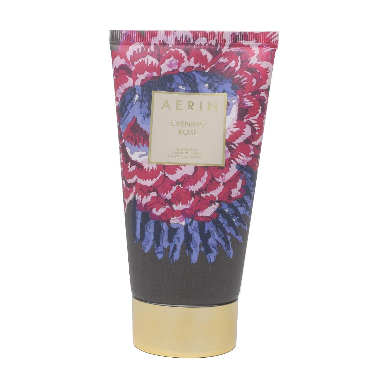 ミス幻想祝福AERIN 'Evening Rose' (アエリン イブニング ローズ) 5.0 oz (150ml) Body Cream ボディークリーム by Estee Lauder for Women