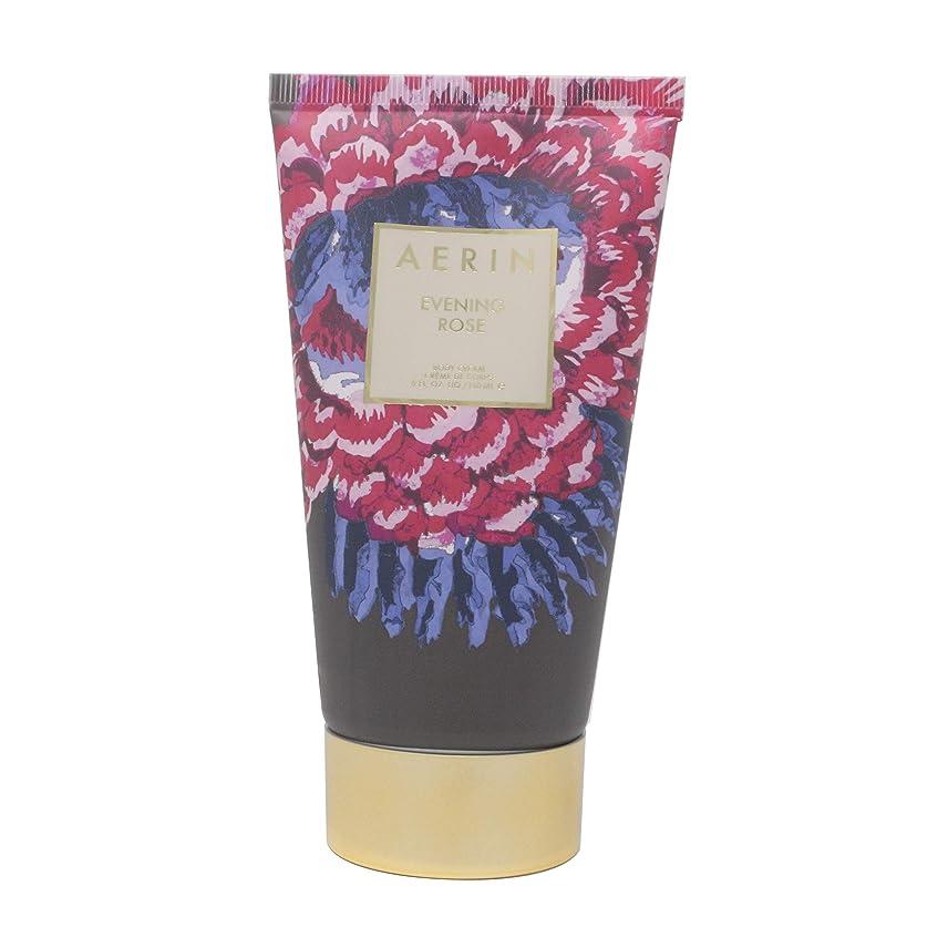 失業苦情文句談話AERIN 'Evening Rose' (アエリン イブニング ローズ) 5.0 oz (150ml) Body Cream ボディークリーム by Estee Lauder for Women