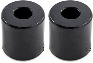 Red Hound Auto Hood Roller Polyurethane Bushing Large 5/8 Inches ID Compatible with Peterbilt & Kenworth 2 pc Set