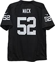 Nike Khalil Mack Oakland Raiders Team Color Game Youth Jersey