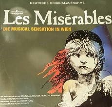 Les Miserables Die Musical Sensation In Wien 2 LP