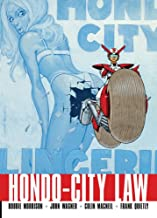 Hondo-City Law (Judge Dredd)