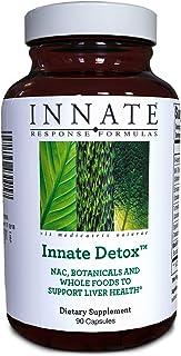 INNATE Response Formulas, Innate Detox, Liver Support Formula, 90 Capsules (30 Servings)