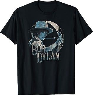 Bob Dylan - Guitar 1975 T-Shirt