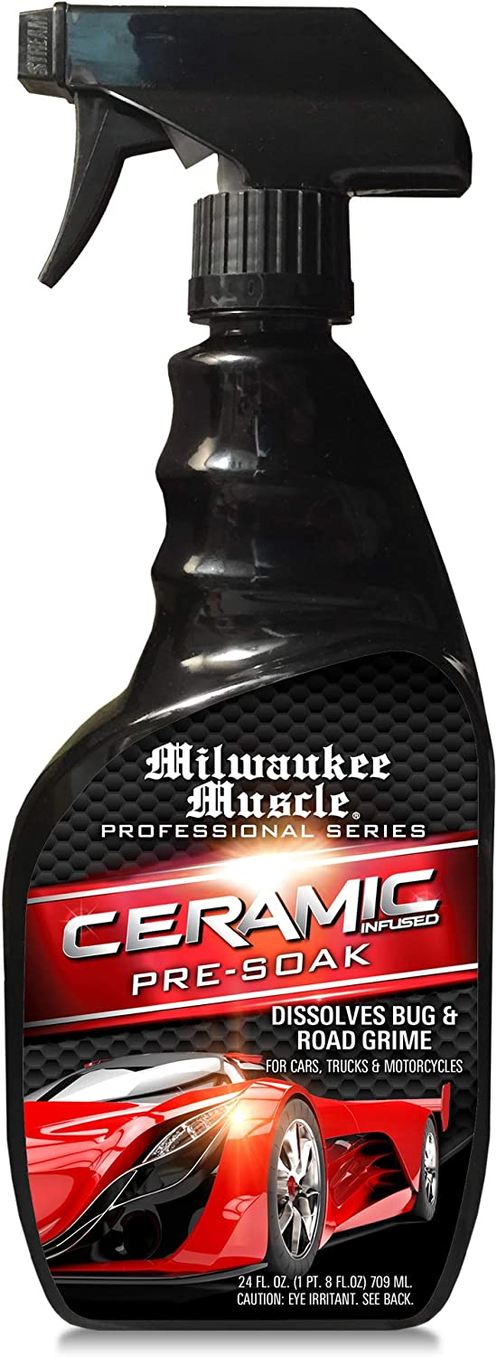 MILWAUKEE MUSCLE Max 64% OFF Ceramic Grime and Tar Free Shipping Cheap Bargain Gift - Remover Fl Spray Oz 24