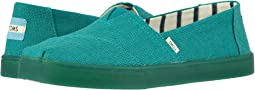 Green Lake Heritage Canvas Cupsole