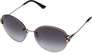 Bvlgari Oval Sunglasses for Women