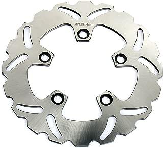 TARAZON Rear Brake Disc Rotor for Suzuki GSXR 600 750 1000 GSXR1100 TL1000 R/S SV1000 S