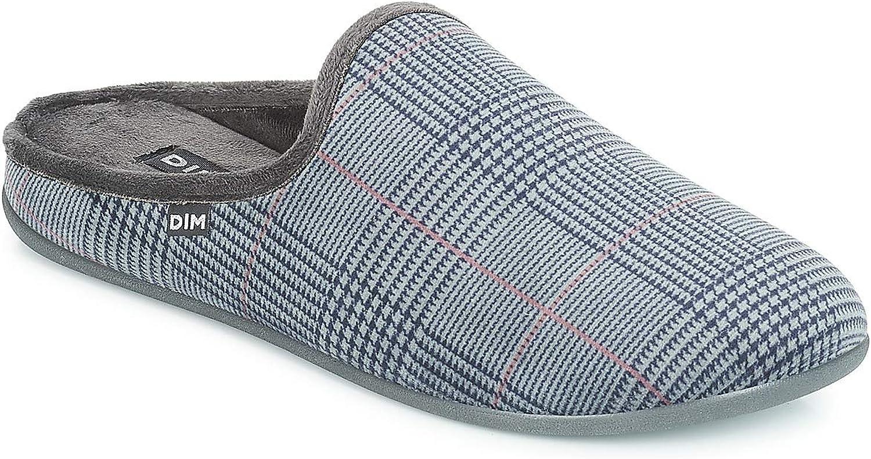 DIM D Liver C Slippers Men Grey Slippers