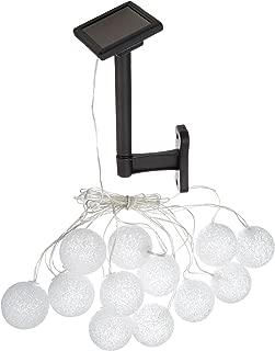 Britta Products SSR-01 Luminous Glow Solar String Light, Set of 12