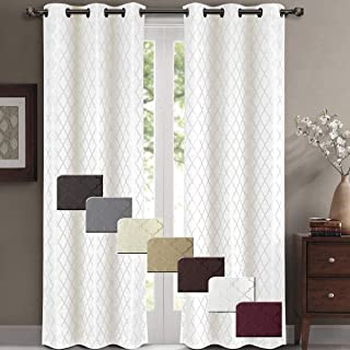 Best 120 length drapery panels Reviews