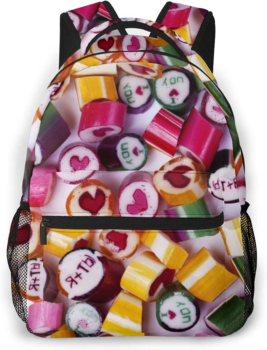 Diy Personalized 1 year warranty Sweets Lightweight Casual Suitable Fo Backpack 40% OFF Cheap Sale