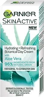 Garnier Naturals Hydrating & Refreshing Botanical Day Cream with Aloe Vera 50ml