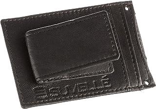 sharprepublic 5pcs Bifold Money Clip Bar Plate Cuero Craft Cash Spring Clamp 01