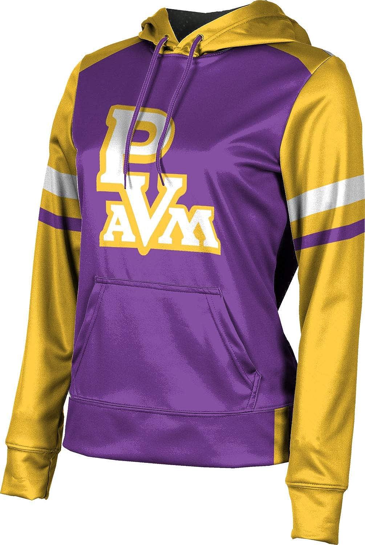 Prairie View A&M University Girls' Pullover Hoodie, School Spirit Sweatshirt (Old School)