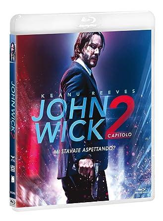 john wick - capitolo 2 - blu ray blu_ray Italian Import