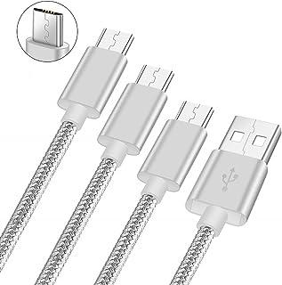 Charger Charging Cable Cord For Samsung Galaxy j7 Sky Pro/Pro/Perx/Star/2015 2016 2017 2018/J7V/Prime,j3 Emerge/Luna Pro/E...
