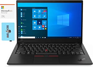 "Lenovo ThinkPad X1 Carbon 4K Home and Business Laptop (Intel i7-8665U 4-Core, 16GB RAM, 4TB PCIe SSD, Intel UHD 620, 14.0""..."