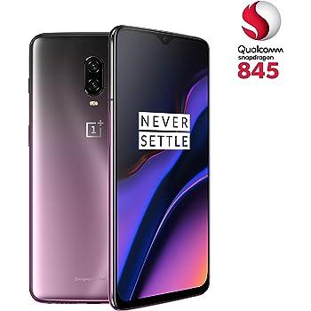 OnePlus 6T - Smartphone 8GB+128GB, color morado (thunder purple): Amazon.es: Electrónica
