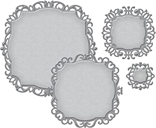 Spellbinders S4-427 Nestabilities 'Decorative Labels Thirty-Four' Scrapbooking Template