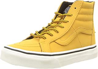 [バンズ] HIGH SNEAKERS SK8-HI W9WGZJ ZIP CAMEL