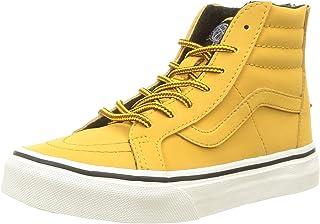 Vans HIGH Sneakers SK8-HI W9WGZJ Zip Camel
