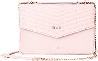 Best pink quilted handbag Reviews