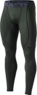 Tesla Men's (Pack of 1, 2) Thermal Wintergear Compression Baselayer Pants Leggings Tights