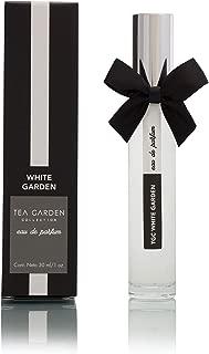 TEA GARDEN WHITE GARDEN EAU DE PARFUM WITH ESSENTIALS OILS 1 OZ