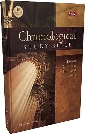 Chronological Study Bible: New King James Version, Chronological Study Bible