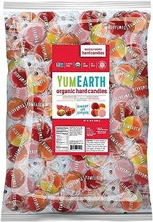 YumEarth Organic Favorite Fruit Hard Candy, 5 Pound Bag