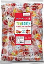 YumEarth Organic Favorite Fruit Hard Candy, 80 Ounce (Pack of 1)
