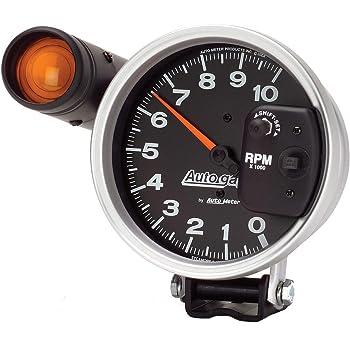 Amazon.com: AUTO METER 233904 Autogage Monster Shift-Lite Tachometer:  AutomotiveAmazon.com