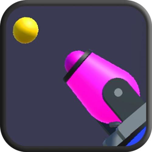 Cannon Shot Ball