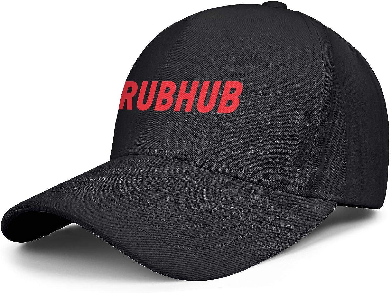 Young Women Mens Baseball Cap Fashion Adjustable Sandwich Baseball Cap Trucker Hat : Clothing, Shoes & Jewelry