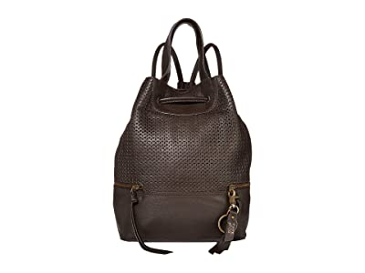 FRYE AND CO. Anise Backpack (Dark Brown) Backpack Bags