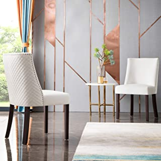 Best upholstered dining chairs with oak legs Reviews