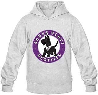 Tavil Agnes Scott College Casual Hoodies For Men