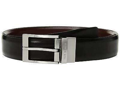 Ted Baker Connary Reversible Belt (Black 1) Men