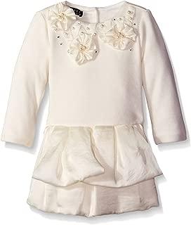 Biscotti Baby Girls' Creme Fraiche Dress
