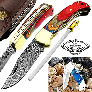 Best fake damascus steel Reviews