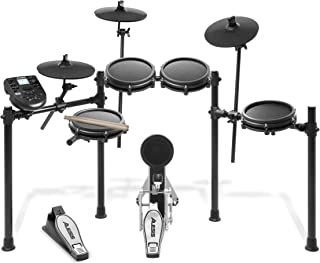 quiet acoustic drum set