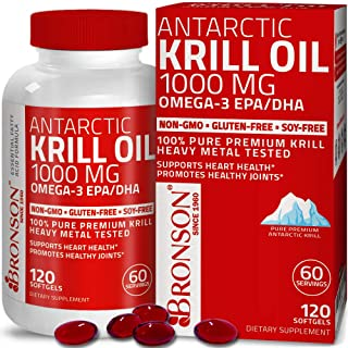 Best mega red krill oil 1000 mg Reviews