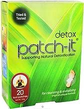 Patch It Detox Patch-It Box of 20 20patche 2 Pack
